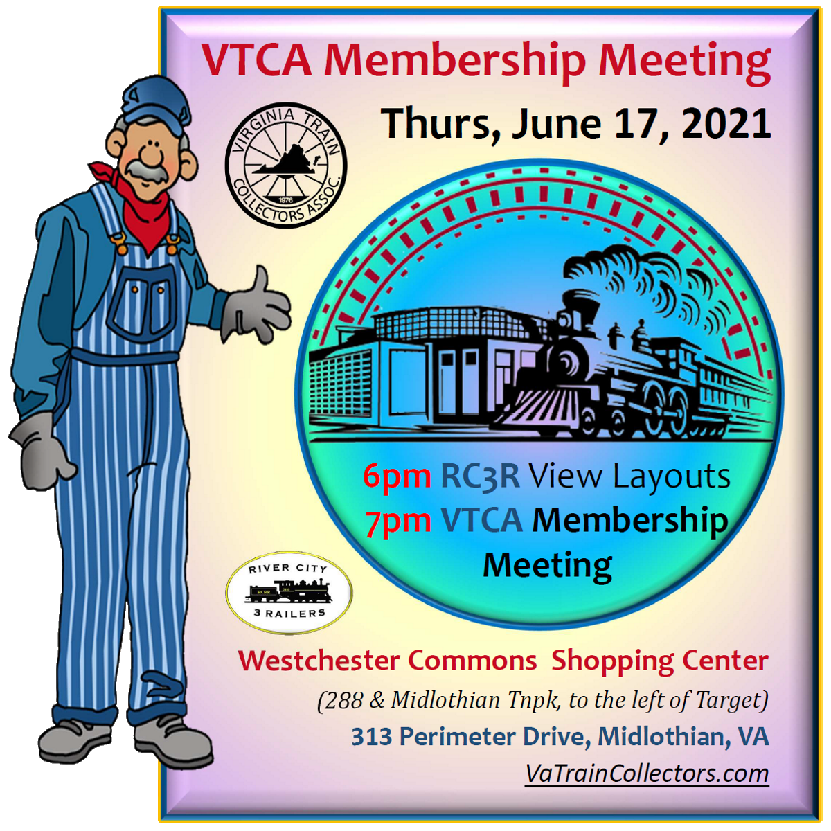 VTCA Membership Meeting