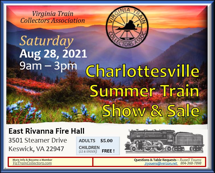 Summer Train Show